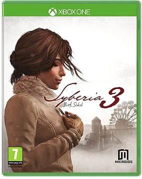 Syberia 3 Collector's Edition - Xbox ONE