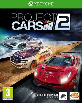 Project CARS 2 – Xbox One