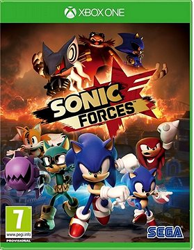 Sonic Forces D1 Edition – Xbox One