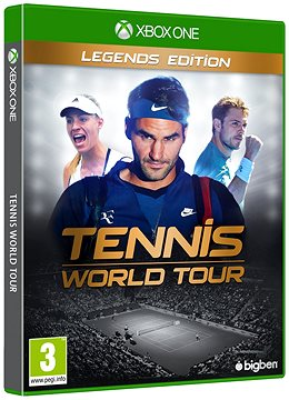 Tennis World Tour – Legendárna edícia – Xbox One