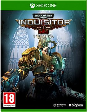 Warhammer 40,000: Inquisitor – Martyr – Xbox One