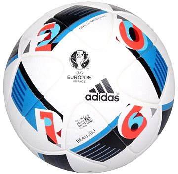 2598106a025e4 Adidas UEFA EURO 2016 - top Replique - Futbalová lopta | Alza.sk