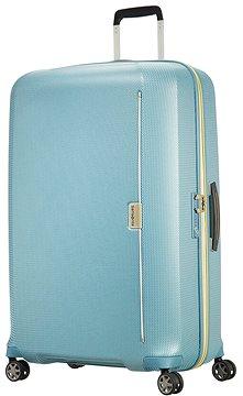 9a88fd1824c6b Samsonite MixMesh SPINNER 81/30 Niagara Blue/Yellow - Cestovný kufor s TSA  zámkom | Alza.sk