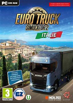 Euro Truck Simulator 2: Taliansko