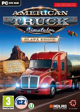 American Truck Simulator Zlatá edícia