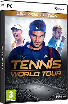 Tennis World Tour – Legendárna edícia