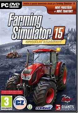 Farming Simulator 15 - Oficiálne rozšírenie Zetor