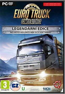 Euro Truck Simulator 2: Legendárna Edícia CZ