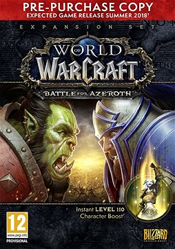 World of Warcraft: Battle for Azeroth Prepurchase Pack