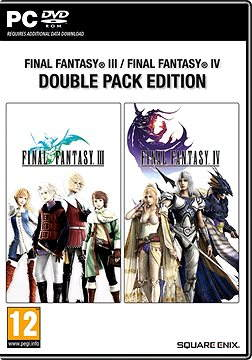 Final Fantasy III / Final Fantasy IV Double Pack Edition