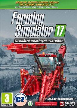 Farming Simulator 17 – Oficiálne rozšírenie Platinum
