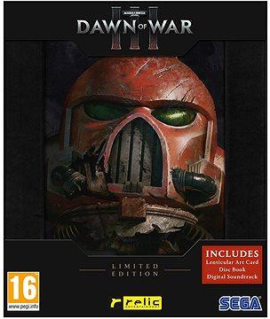Warhammer 40,000: Dawn of War III Limited Edition