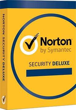 Symantec Norton Security Deluxe 3.0 CZ, 1 užívateľ, 3 zariadenia, 12 mesiacov (elektronická licencia)