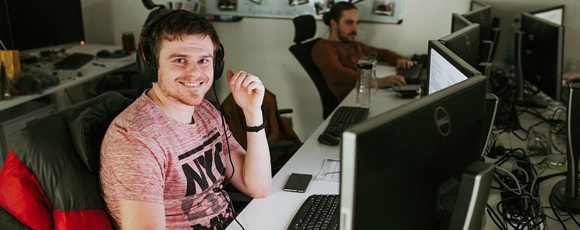 fotografie zamestnancov IMKT oddelenia