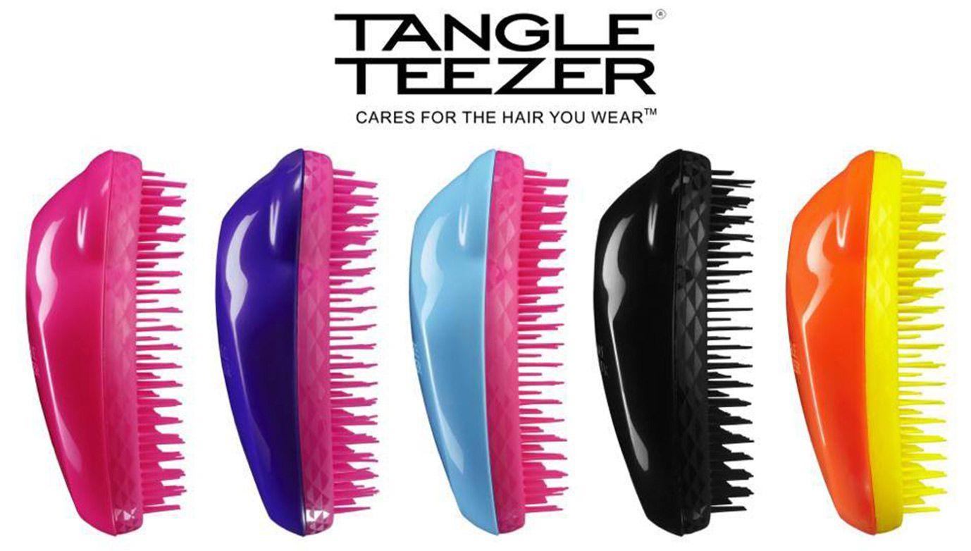 TANGLE TEEZER: Farebná smršť revolučných kief na vlasy