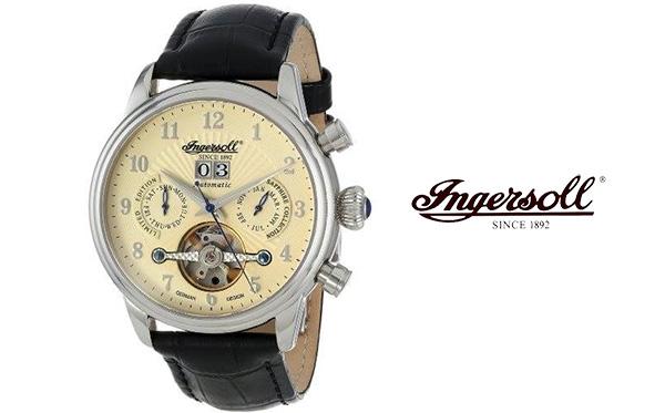 Legendárne hodinky Ingersoll konečne v našej ponuke