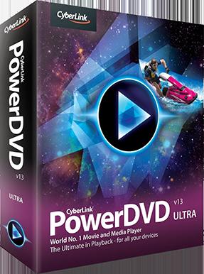 Představení - PowerDVD 13 Ultra