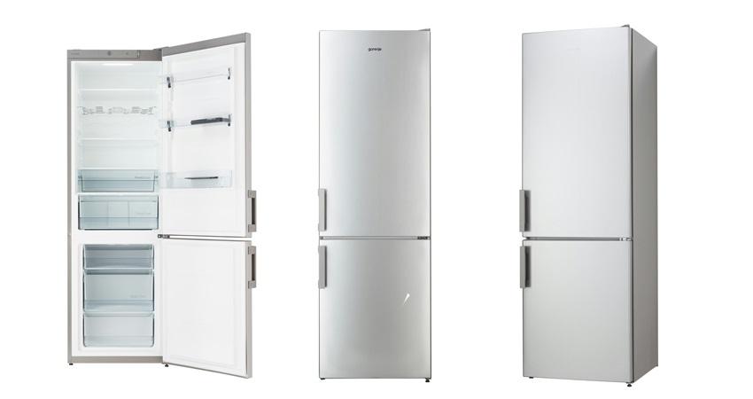 Kombinovaná chladnička Gorenje - správná volba do vaší kuchyně
