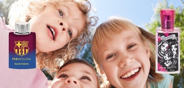 Toaletné vody pre našich najmilších - aj deti chcú krásne voňať!