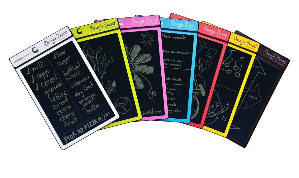 Boogie Board: Digitálne tabule na zapisovanie