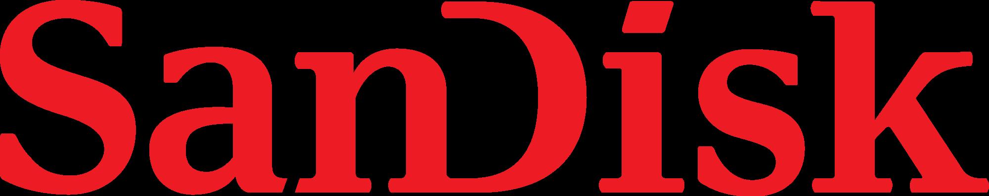 logo SanDisk