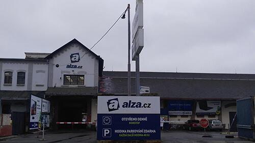 Sklad Praha 7 - Holešovice