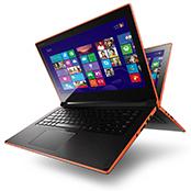 Lenovo IdeaPad Flex 14 Black/Orange