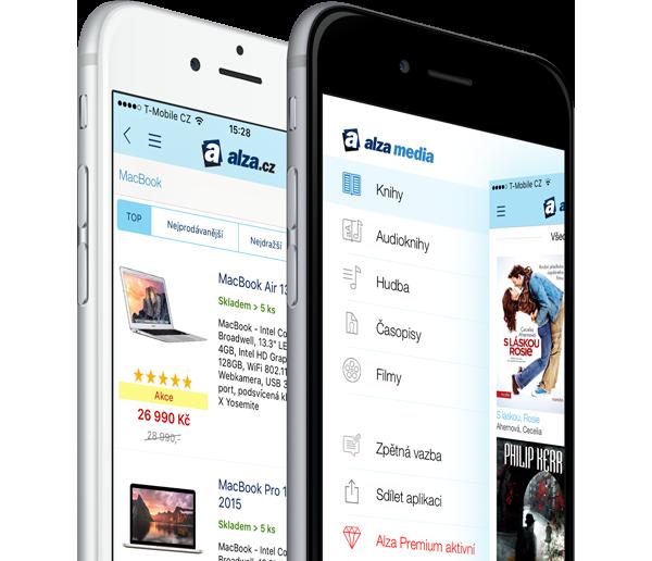 iPhone Aplikace