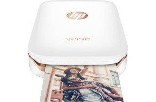 HP Sprocket, vrecková tlačiareň nielen na cesty