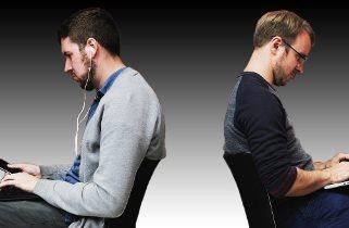 Zdravé sedenie bez bolestí chrbta? S aktívnou kancelárskou stoličkou Spinergo a Topstar Sitness