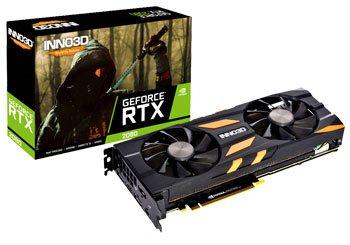Inno3D RTX 2080 X2 OC