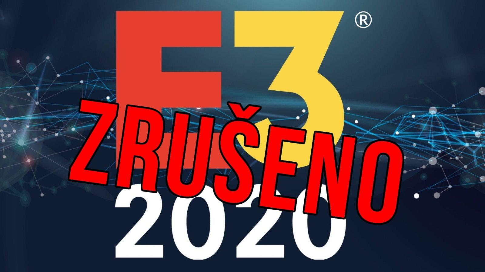 Herná výstava E3 2020 oficiálne zrušená, v hre je online variant