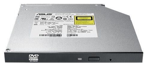 I/K: DVD±RW slim SATA 9mm so základným predným panelom