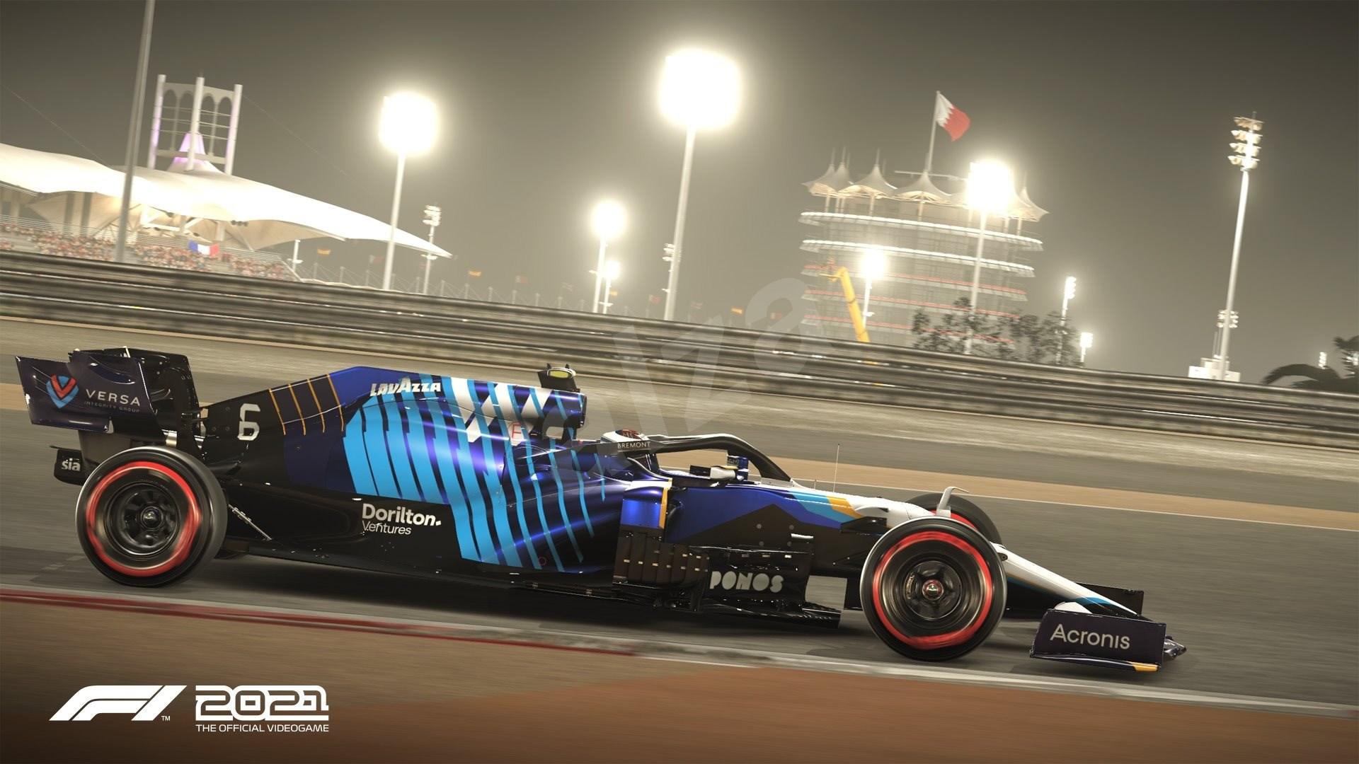 F1 2021 - Hra na PC | Alza.sk