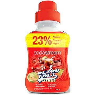 SodaStream Retro Kola Citrus - Príchuť