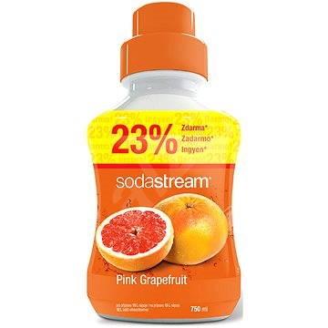 SodaStream Pink Grapefruit - Príchuť