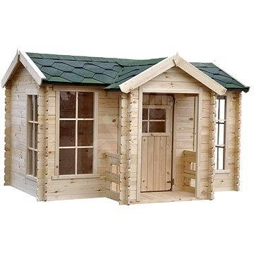 6733b79a544ca Detský drevený domček CUBS - Villa M520 - Detské ihrisko | Alza.sk