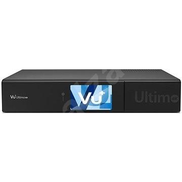 6a487da07 VU+ Ultimo 4K - Satelitný prijímač