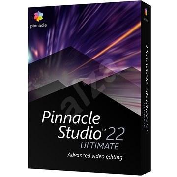 Pinnacle Studio 22 Ultimate - Strihový softvér  86fd313b044