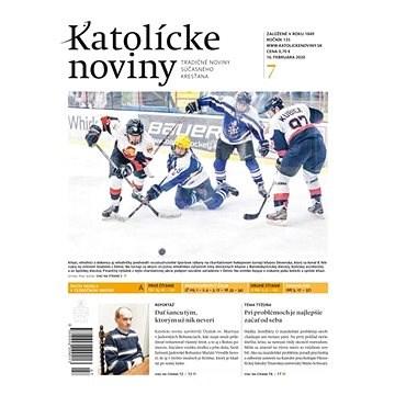 Katolícke noviny - 07/2020 - Elektronický časopis