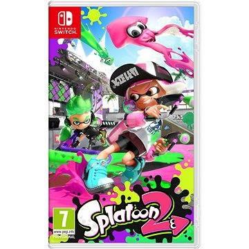 Príslušenstvo pre Splatoon 2 - Nintendo Switch  590d0d47573