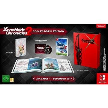 Príslušenstvo pre Xenoblade Chronicles 2 Limited Edition - Nintendo Switch 434674b54a6