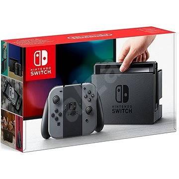 Príslušenstvo pre Nintendo Switch - Grey Joy-Con  f5d88c2477d