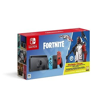 Príslušenstvo pre Nintendo Switch – Fortnite Bundle  def54eb88c2