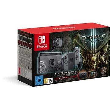 Príslušenstvo pre Nintendo Switch Diablo III Limited Edition  b4bccb31d28