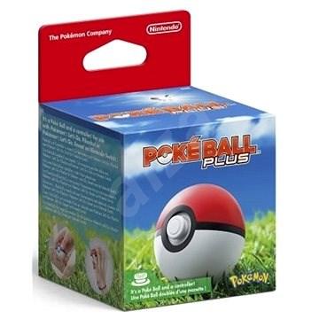 Príslušenstvo pre Nintendo Switch Pokéball Plus  8633c22b637