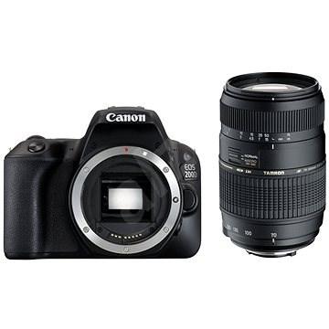 Príslušenstvo pre Canon EOS 200D čierny + TAMRON AF 70-300mm f 4-5 79183683dc7