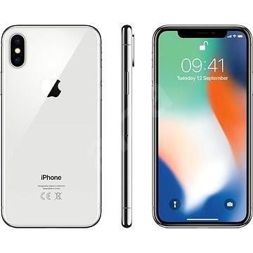 Príslušenstvo pre iPhone X 256 GB Strieborný  45b30562079