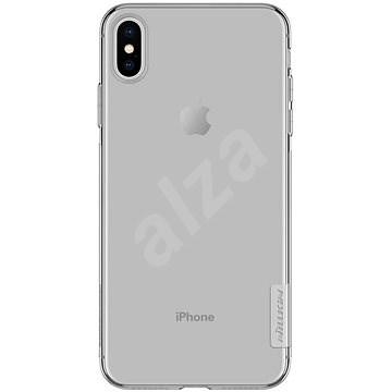 Príslušenstvo pre Nillkin Nature TPU pre Apple iPhone XS Max Grey ... 78ab8e9c06b