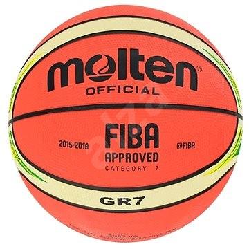 576b0244414f1 Molten BGR7 - Basketbalová lopta | Alza.sk
